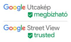 Google Street View Trusted Photographer - Google Utcakép Elismert Fotósa - Budapest Magyarország